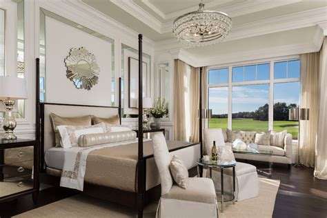 15 Radiant Transitional Bedroom Interiors That Will