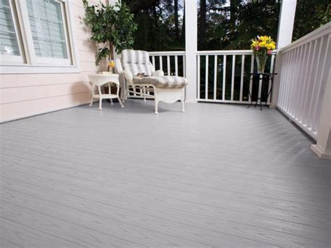 Azek Decking Problems 2012 by Porch Flooring And Foundation Hgtv