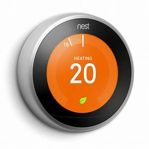 UK Gets 3rd Gen Nest Thermostat with Hot Water Control ...