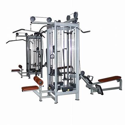 Gym Station Equipment Multi Multigym Machine Fitness