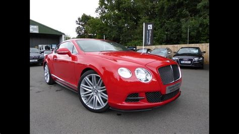 2012 Bentley Continental Gt Gt Speed For Sale At George