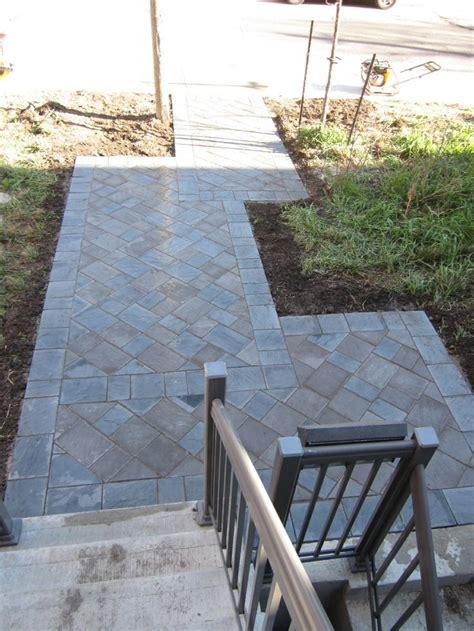 paver front walkway front walkway paver designs interlocking driveway pavers front stone walkways patio