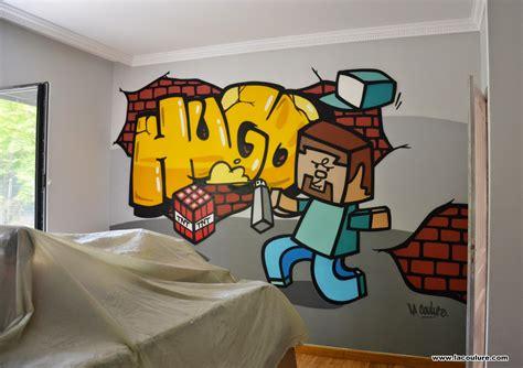 chambre graffiti davaus graffiti pour chambre garcon avec des idées