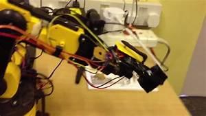 Maplin    Owi Robot Arm Closed Loop Control