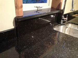 Granit Star Galaxy : star galaxy from rocca granite worktops hillington park ~ Michelbontemps.com Haus und Dekorationen