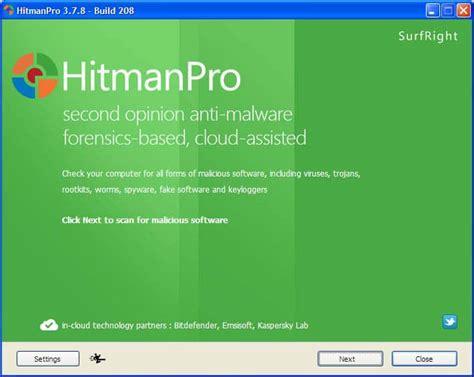 hitman pro   hitman pro   antivirus