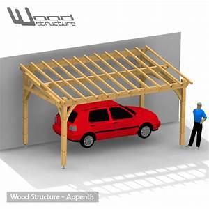Hangar En Kit Bois : charpente hangar bois en kit ~ Premium-room.com Idées de Décoration