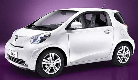 Toyota Iq Usa by Toyota Iq Might Come To Usa News Top Speed