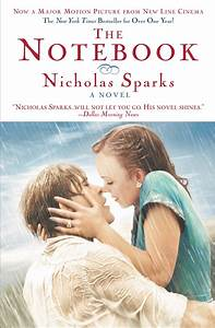 the notebook by nicholas sparks hachette book