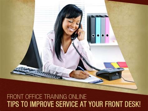 help desk online training dental front office training videos online front office
