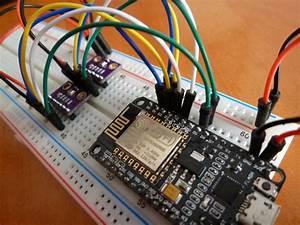 Esp8266 With Two Bme280 Sensors Over Spi  U2013 Robot Zero