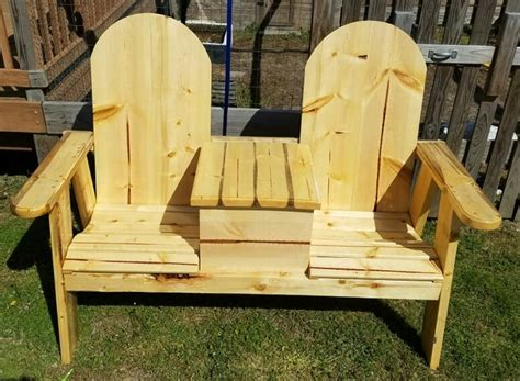 enjoy your outdoor space by building this chair