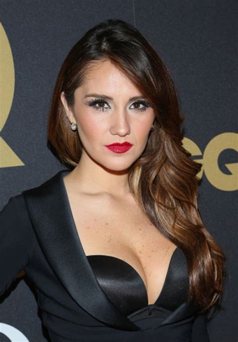 DULCE MARIA at GQ Men of the Year Mexico Awards 11/04/2015 ...