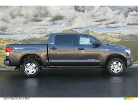 2012 Toyota Tundra Crewmax by 2012 Toyota Tundra Sr5 Trd Crewmax 4x4 In Magnetic Gray
