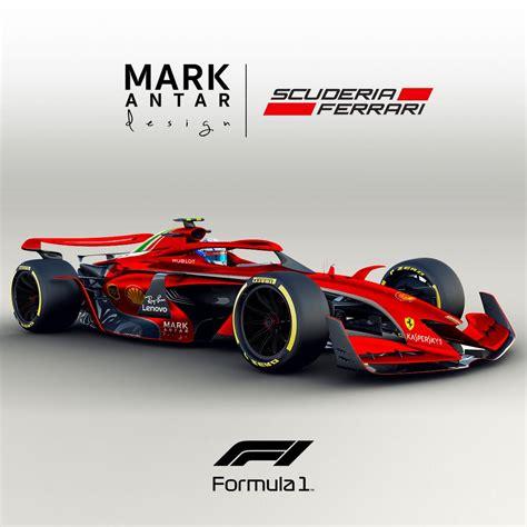 Porsche F1 2020 by 2021 F1 Concept In A Livery Formula1