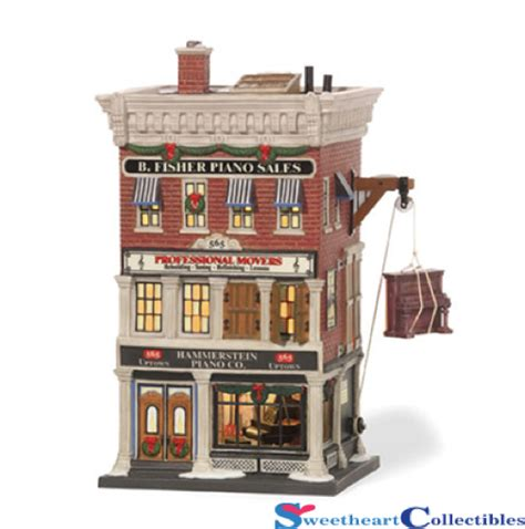 department 56 in the city retired department 56 in the city hammerstein piano co