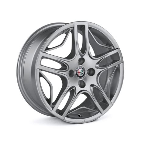 Cerchi Alfa Romeo Mito cerchi in lega da 16 pollici originali alfa romeo mito