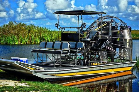 Which Everglades Airboat Tour Is The Best by Arboat Rides In Everglades Miami South