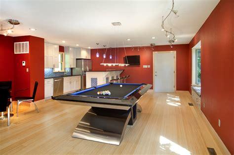 pool house contemporain salle de s 233 jour rock