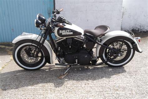 Wl Style Harley Davidson Sportster Bobber
