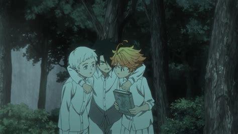 yakusoku  neverland  lost  anime