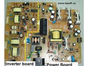 cara memperbaiki monitor lcd yang tidak hidup elektronik service center l cara service tv