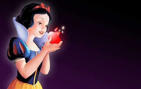 Disney Wallpaper Apple by Snow White Disney Apple Mac Wallpaper Disney