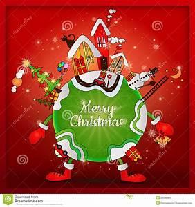 Christmas Around The World : christmas around the world stock vector image of banner 28398484 ~ Buech-reservation.com Haus und Dekorationen