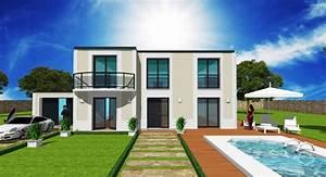 Maison Elegance Toit Terrasse
