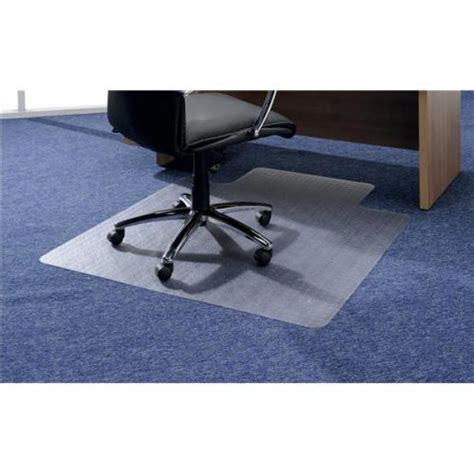 5 star office chair mat carpet protection pvc w900xd1200mm