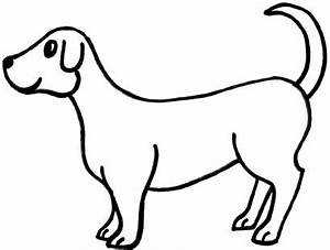 Black And White Dog Clip Art - Cliparts.co