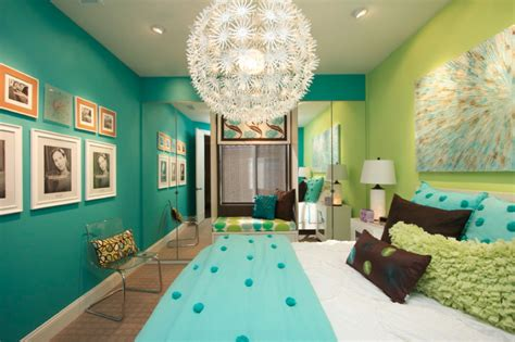 Bedroom Decorating Ideas Green And Blue by Turquoise And Lime Green Bedroom Ideas Decor Ideasdecor
