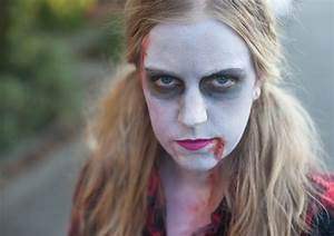 Simple Zombie Makeup For Kids | www.imgkid.com - The Image ...