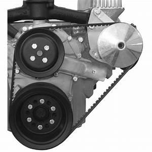 Power Steering Bracket - 401  425 Buick Nailhead