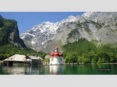 Lake Konigssee and Hitler's Retreat Eagle's Nest