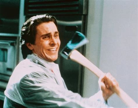 Christian Bale American Psycho Photo Allposters