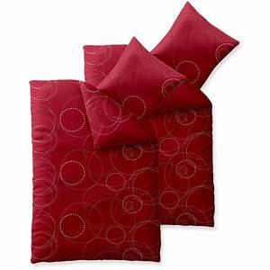 Bettwäsche Rot Grau : bettw sche garnitur baumwolle trend 4 teilig 135x200 chara rot grau ~ Markanthonyermac.com Haus und Dekorationen