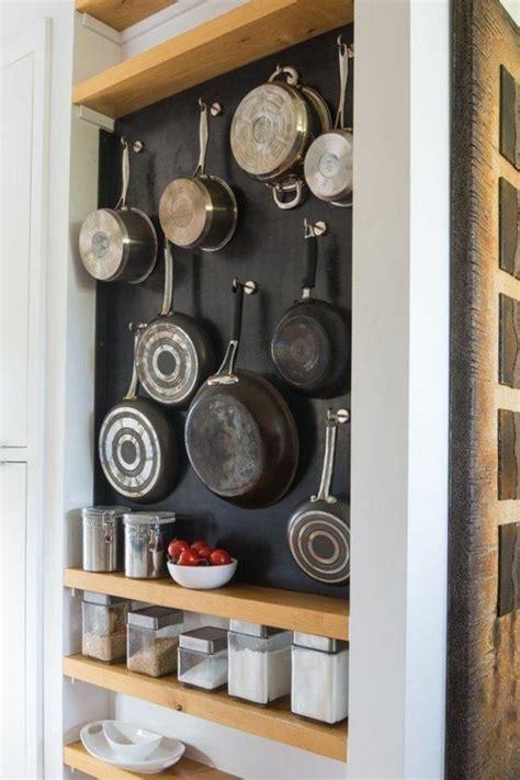 comment ranger la cuisine le rangement mural comment organiser bien la cuisine