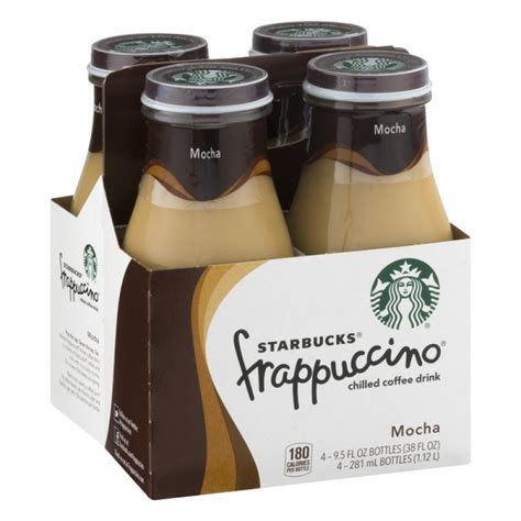 Starbucks via instant refreshers™ very berry hibiscus. Starbucks Frappuccino Chilled Coffee Drink Mocha - 4 PK / 9.5 FL OZ PrestoFresh Grocery Delivery