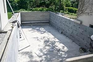 Betonpool Selber Bauen : berlaufbetonpool sanierung egli gartenbau ag uster ~ Sanjose-hotels-ca.com Haus und Dekorationen