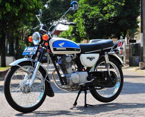 Modifikasi Motor Byzon by Modifikasi Motor Honda Cb 100 Modifikasi Motor Terbaru