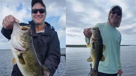florida fishing march lake bass largemouth toho