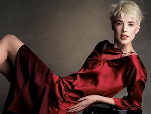 Throwback Thursday Agyness Deyn Comeback - Vogue
