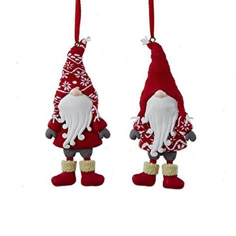 scandinavian christmas decorations uk scandinavian nordic style gnome ornament