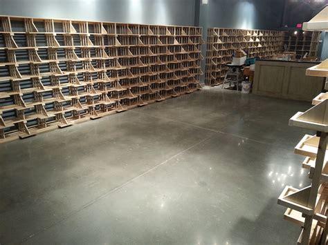 wine cellar kitchen floor wine cellar polished concrete floor by fg pf 1905