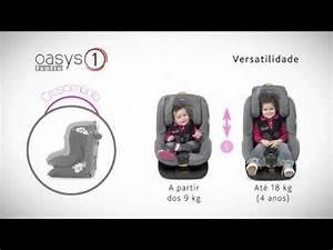 Kindersitz 9 18 Kg Isofix : chicco oasys 1 isofix kindersitz testsieger 9 18 kg gruppe 1 youtube ~ Watch28wear.com Haus und Dekorationen