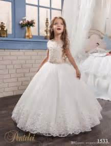 toddler wedding dresses 1000 images about flower dresses pageant dresses on