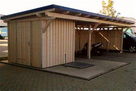 Zimmerei, Holzbauten