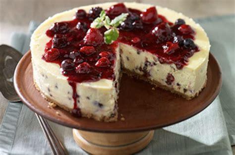 dessert aux cerises et chocolat recette g 226 teau au fromage cerise et chocolat circulaire