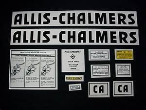 Allis Chalmers Ca
